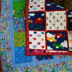 ...and even more baby quilts by Vera!