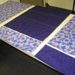 ...and more Quilts of Valor pillowcases by Kathy!