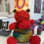 "SUPER CUTE HIPPO by Robin Rein from the ""Knitted Wild Animals"""