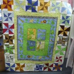 Another of Karli's wonderful quilts!  So cool!