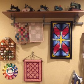 Blog – Decorating with Little Quilts by Phyllis Stewart
