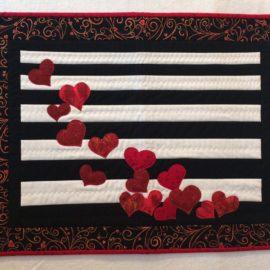 Valentine Quilts – Blog by Phyllis Stewart