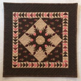 Pink & Brown Quilts, Blog by Phyllis Stewart