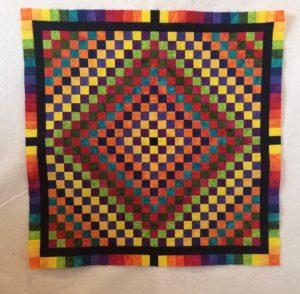 Trip around the Colorwheel World