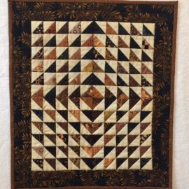Half Square Triangle Quilts – Blog by Phyllis Stewart