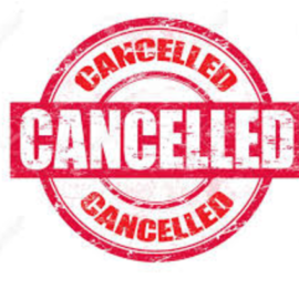 Follow Along Meet-Up Cancelled for 4/29 due to Snowstorm