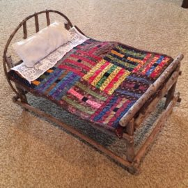Antique Doll Quilts and Beds-Blog by Phyllis Stewart