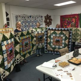 Follow Along with Phyllis – Last meet-up – Quilts Revealed!