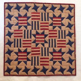 Patriotic Quilts – Blog by Phyllis Stewart