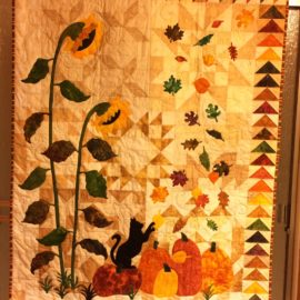 Fall Quilts – Blog by Phyllis Stewart
