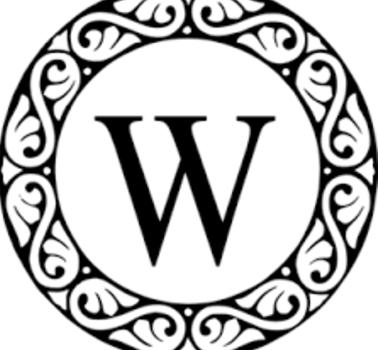 Letter W News! Sale Nov. 6th – 19th