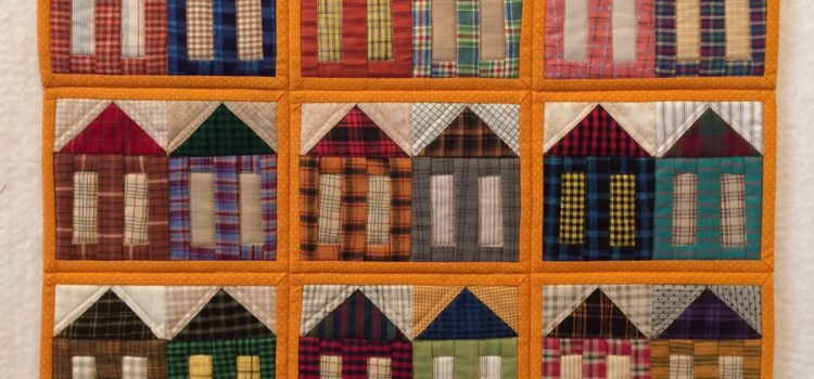 Potholder Quilts – Blog by Phyllis Stewart