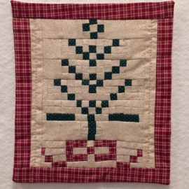 Christmas Tree Quilts – Blog by Phyllis Stewart