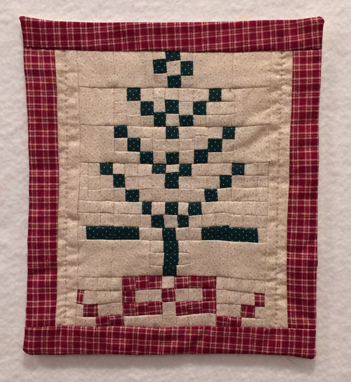 Christmas Tree Quilts - Blog by Phyllis Stewart - Wooden Spools ...