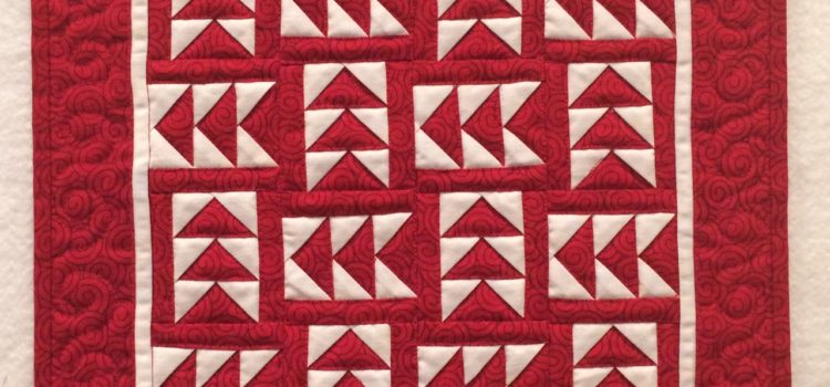 Red and White Quilts – Blog by Phyllis Stewart