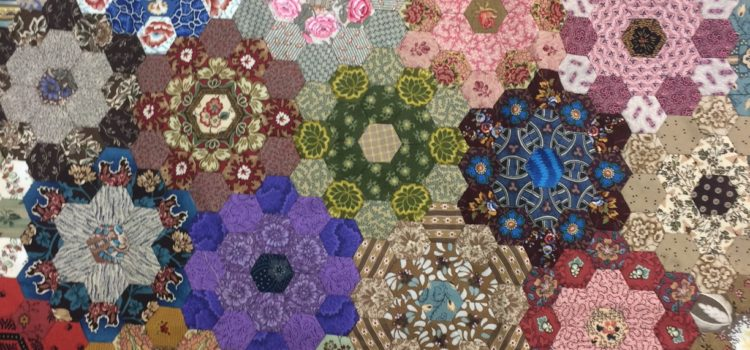 Quilt History Retreat – Blog by Phyllis Stewart