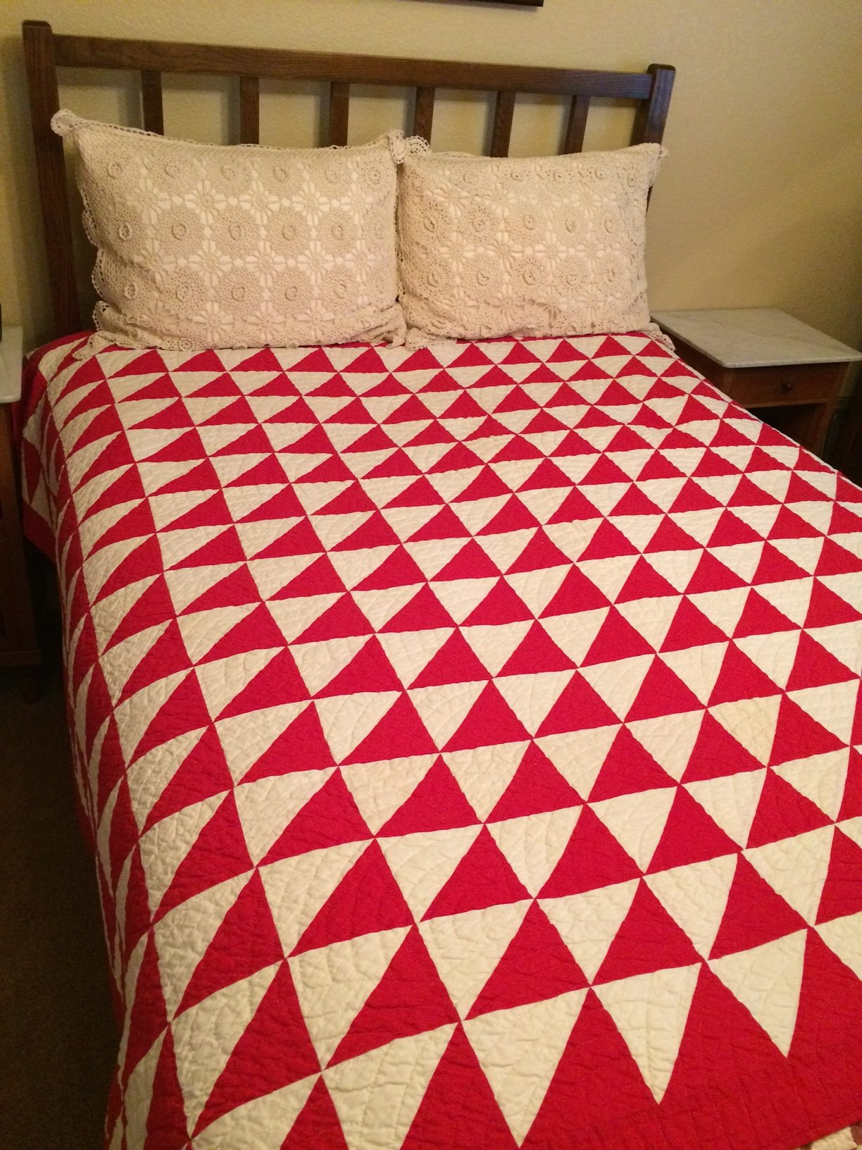 Reds, I love them! Blog by Phyllis Stewart - Wooden Spools Quilting ...
