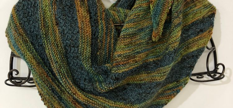 Rocky Mountain Shawl Patterns – 2018 YATR