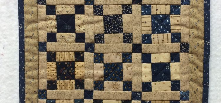 9-Patch Pattern – Blog by Phyllis Stewart