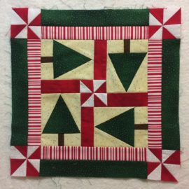 Christmas Patterns – Blog by Phyllis Stewart