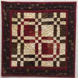 Four Patch Quilts – Blog by Phyllis Stewart