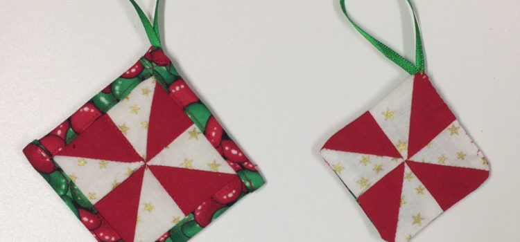 Quilted Ornaments – Blog by Phyllis Stewart