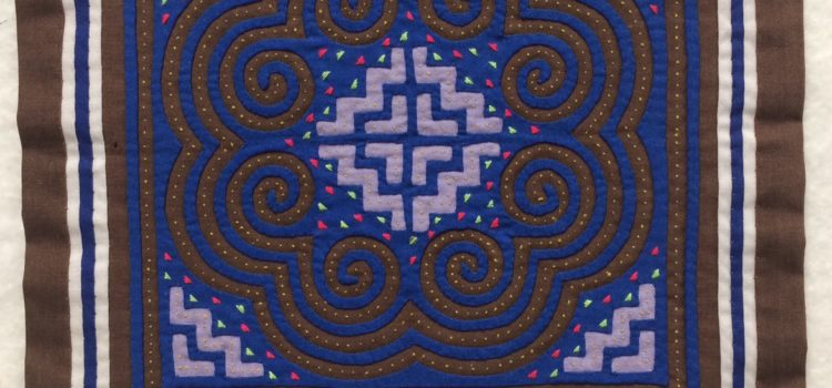 Hmong Quilts – Blog by Phyllis Stewart