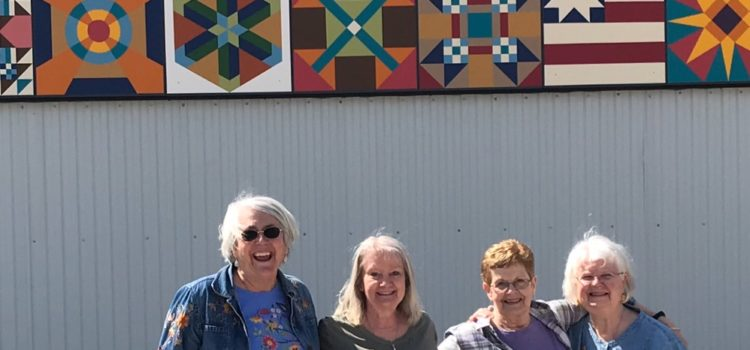 Name Inscribed Quilts – Blog by Phyllis Stewart