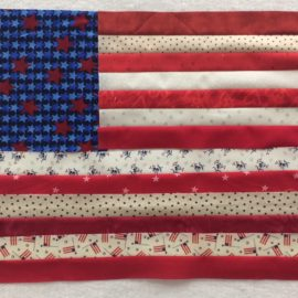 4th of July Quilts – Blog by Phyllis Stewart
