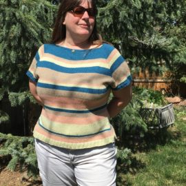 NEW! ZOOM Knitting Class with Michelle Bowman