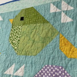 Sparrows Quilt Follow Along – Step 4 by Rachael